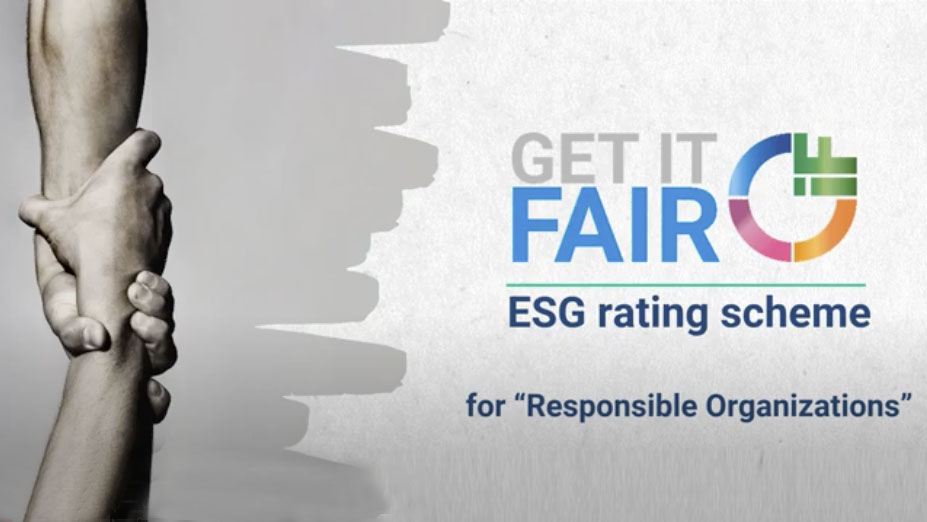 The GIF ESG Rating scheme for Responsible Organizations